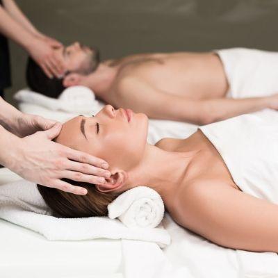 Massage facial kobido en duo