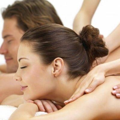 massage en duo en institut de beauté