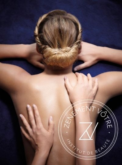 massage et rituel phytomer en institut