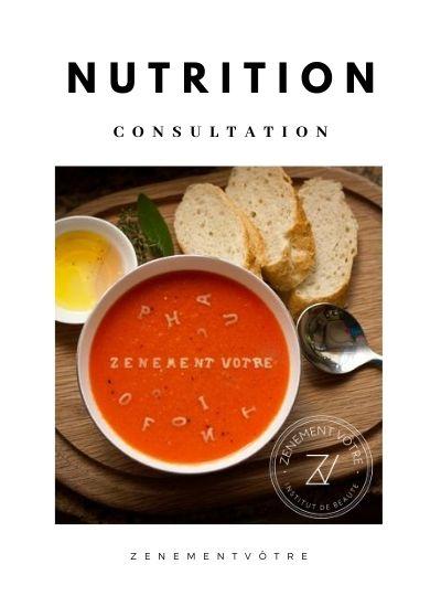 nutrition avec nutritionniste