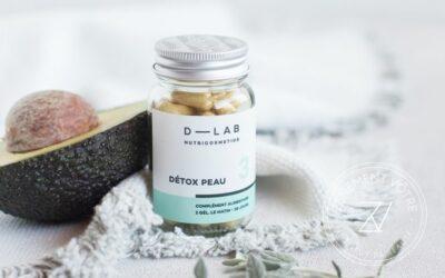 Détox Peau   D-LAB Nutricosmetics