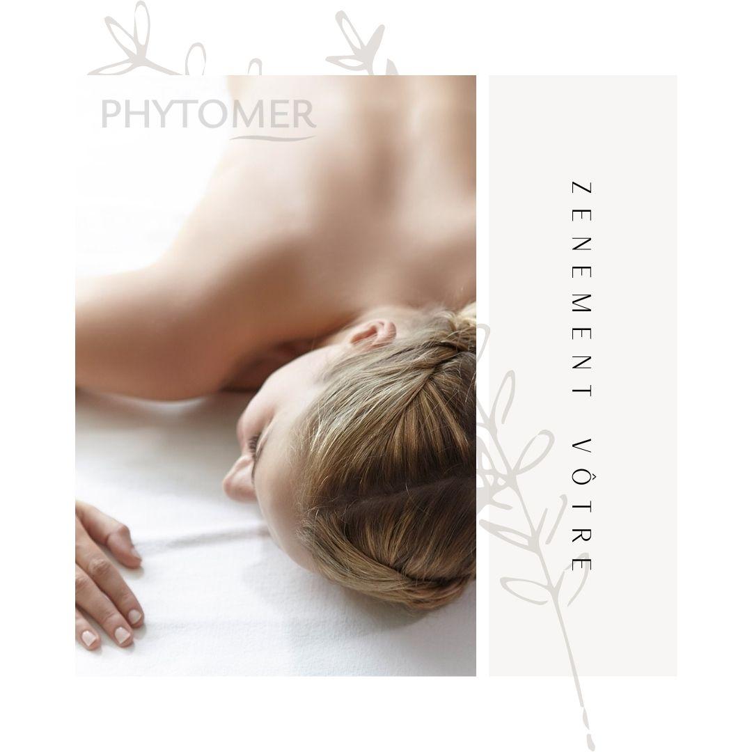 Soins du corps phytomer