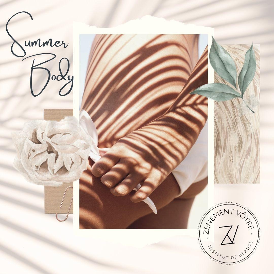 summer body blog